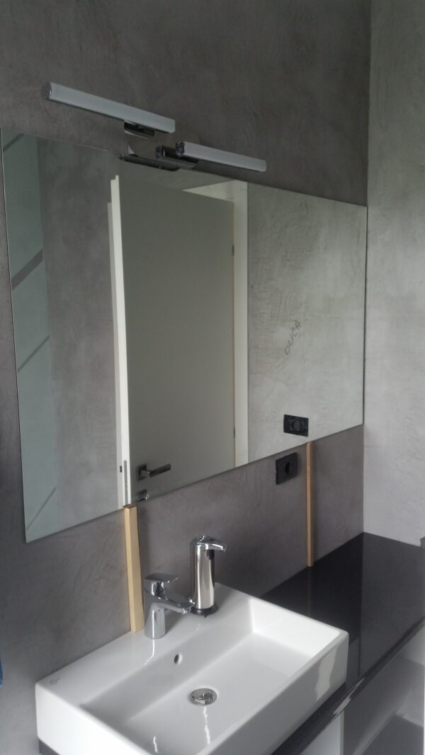 oglinda baie dreptunghiulara ducaglass